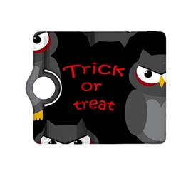 Trick Or Treat   Owls Kindle Fire Hdx 8 9  Flip 360 Case by Valentinaart
