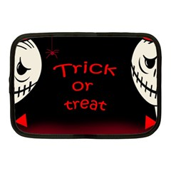 Trick Or Treat 2 Netbook Case (medium)  by Valentinaart