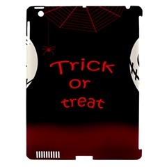 Trick Or Treat 2 Apple Ipad 3/4 Hardshell Case (compatible With Smart Cover) by Valentinaart