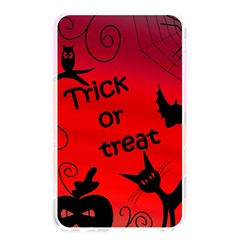 Trick or treat - Halloween landscape Memory Card Reader by Valentinaart