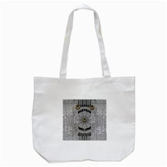 Gold And Silver Is The Way Tote Bag (white)