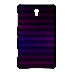 Abstract Lines Pattern Fractal Samsung Galaxy Tab S (8.4 ) Hardshell Case  by Zeze