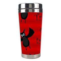 Halloween Bats  Stainless Steel Travel Tumblers
