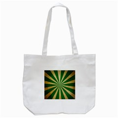 Colored Vintage Tote Bag (white)