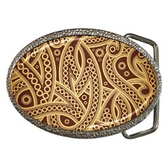 European Fine Pattern Belt Buckles by AnjaniArt