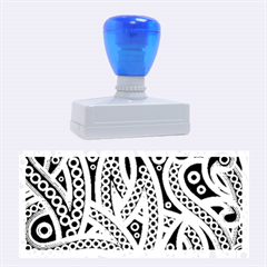 European Fine Pattern Rubber Stamps (large) by AnjaniArt