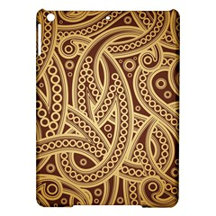 European Fine Pattern Ipad Air Hardshell Cases by AnjaniArt