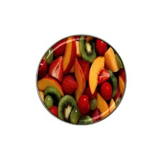 Fruit Salad Hat Clip Ball Marker by AnjaniArt