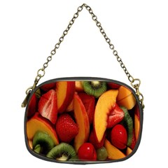 Fruit Salad Chain Purses (two Sides)  by AnjaniArt