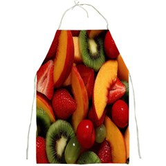Fruit Salad Full Print Aprons by AnjaniArt