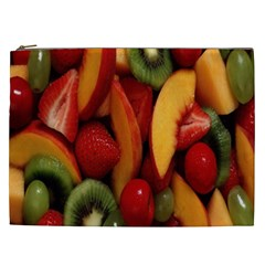 Fruit Salad Cosmetic Bag (xxl)  by AnjaniArt