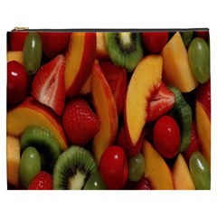 Fruit Salad Cosmetic Bag (xxxl)  by AnjaniArt