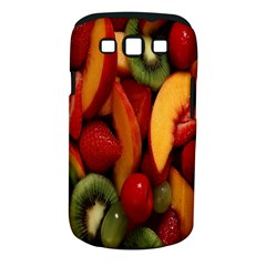 Fruit Salad Samsung Galaxy S Iii Classic Hardshell Case (pc+silicone) by AnjaniArt