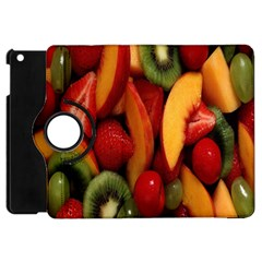 Fruit Salad Apple Ipad Mini Flip 360 Case by AnjaniArt