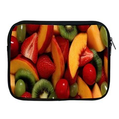 Fruit Salad Apple Ipad 2/3/4 Zipper Cases by AnjaniArt