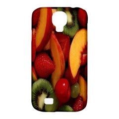 Fruit Salad Samsung Galaxy S4 Classic Hardshell Case (pc+silicone) by AnjaniArt