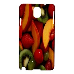 Fruit Salad Samsung Galaxy Note 3 N9005 Hardshell Case by AnjaniArt