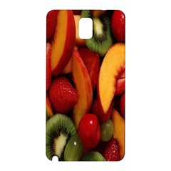 Fruit Salad Samsung Galaxy Note 3 N9005 Hardshell Back Case by AnjaniArt