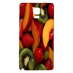 Fruit Salad Galaxy Note 4 Back Case by AnjaniArt