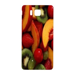 Fruit Salad Samsung Galaxy Alpha Hardshell Back Case by AnjaniArt