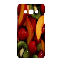 Fruit Salad Samsung Galaxy A5 Hardshell Case  by AnjaniArt