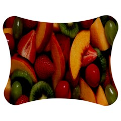 Fruit Salad Jigsaw Puzzle Photo Stand (bow) by AnjaniArt