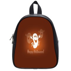 Funny Halloween School Bags (small)  by AnjaniArt