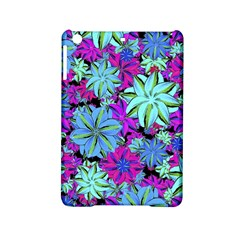Vibrant Floral Collage Print Ipad Mini 2 Hardshell Cases by dflcprints