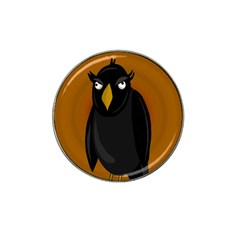 Halloween   Old Black Rawen Hat Clip Ball Marker (10 Pack) by Valentinaart