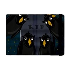 Halloween   Rip Apple Ipad Mini Flip Case by Valentinaart