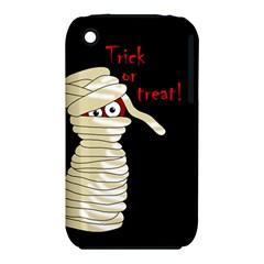 Halloween Mummy   Apple Iphone 3g/3gs Hardshell Case (pc+silicone) by Valentinaart