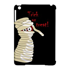 Halloween Mummy   Apple Ipad Mini Hardshell Case (compatible With Smart Cover) by Valentinaart