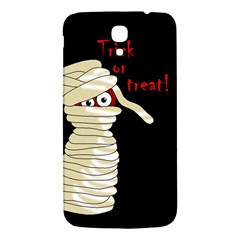 Halloween Mummy   Samsung Galaxy Mega I9200 Hardshell Back Case by Valentinaart