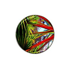 Kostenloses Leaves Hat Clip Ball Marker by AnjaniArt