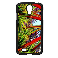 Kostenloses Leaves Samsung Galaxy S4 I9500/ I9505 Case (black) by AnjaniArt