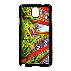 Kostenloses Leaves Samsung Galaxy Note 3 Neo Hardshell Case (black) by AnjaniArt