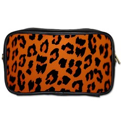 Leopard Patterns Toiletries Bags by AnjaniArt
