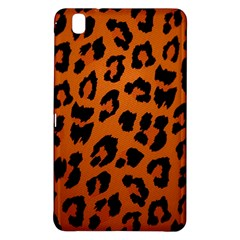 Leopard Patterns Samsung Galaxy Tab Pro 8 4 Hardshell Case by AnjaniArt