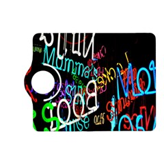 Miami Text Kindle Fire HD (2013) Flip 360 Case by AnjaniArt