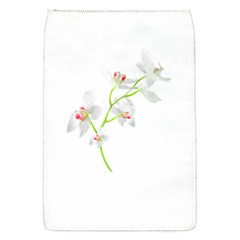 Isolated Orquideas Blossom Flap Covers (s)  by dflcprints