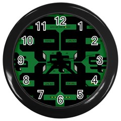 Show Me The Money Wall Clocks (black) by MRTACPANS