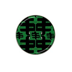 Show Me The Money Hat Clip Ball Marker by MRTACPANS