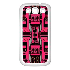Hnhnhnhnhnhnhn Samsung Galaxy S3 Back Case (white) by MRTACPANS
