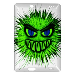 Monster Green Evil Common Amazon Kindle Fire HD (2013) Hardshell Case by Zeze