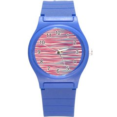 Gentle Design Round Plastic Sport Watch (s) by Valentinaart