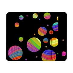Colorful Galaxy Samsung Galaxy Tab Pro 8 4  Flip Case by Valentinaart