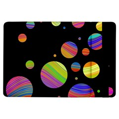 Colorful galaxy iPad Air Flip by Valentinaart