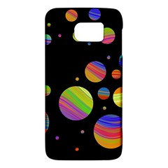 Colorful Galaxy Galaxy S6 by Valentinaart