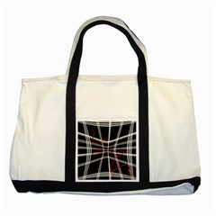Not So Simple 2 Two Tone Tote Bag