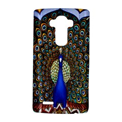 The Peacock Pattern LG G4 Hardshell Case by Zeze